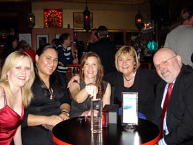 O'Neils Personnel at the SARA Awards