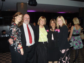 O'Neils Personnel at the SARA Recruitment Awards 2009