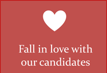Fall in love with O'Neils Candidates