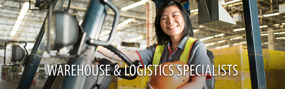 Warehouse & Logistics Experts - O'Neils Personnel